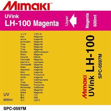 Sacca inchiostro Mimaki UV Led 600cc Magenta