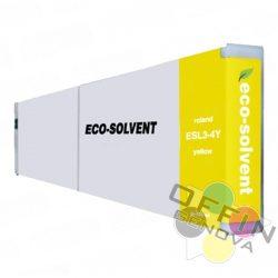 Roland DG - Ecosol Max Yellow