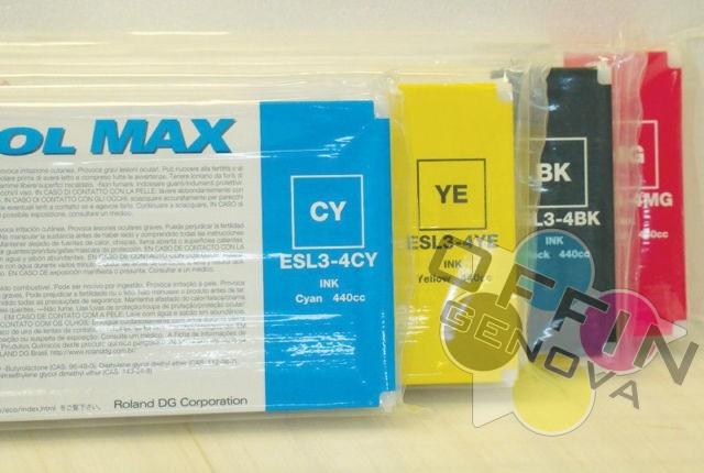 Roland DG - Ecosol Max Kit CMYB