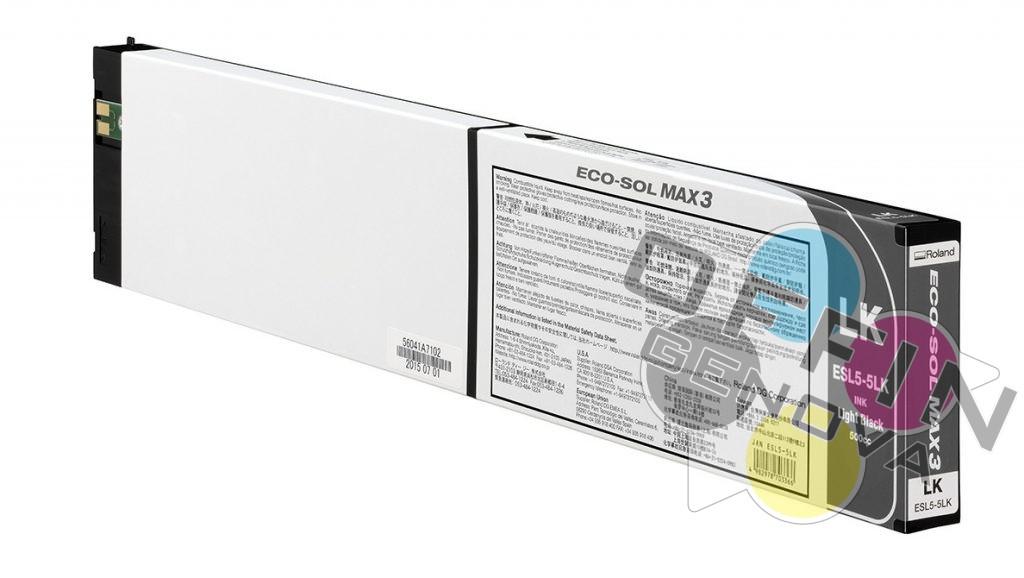 Roland Eco Sol Max3 – Nero Chiaro (Light)