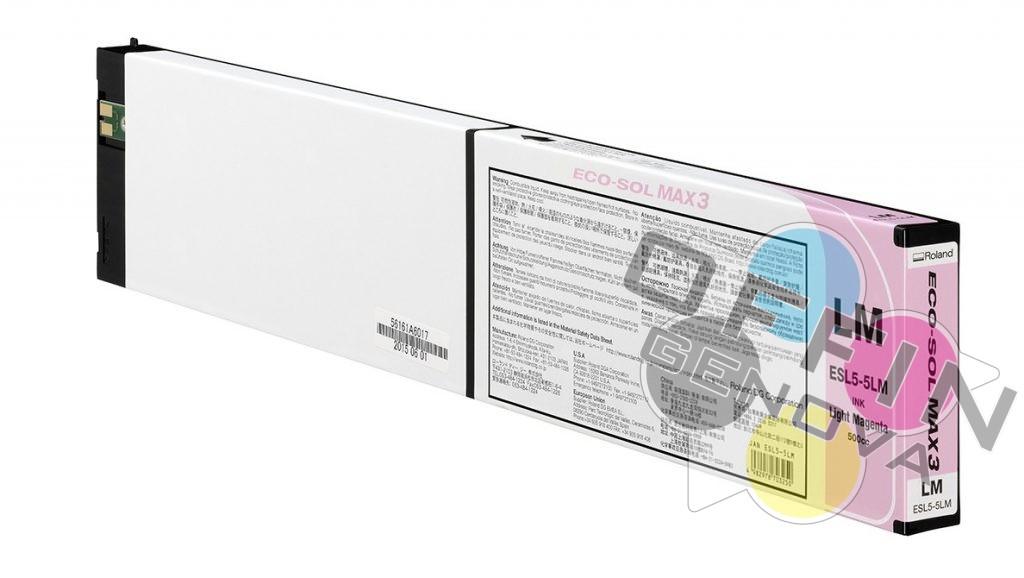 Roland Eco Sol Max3 – Magenta Chiaro (Light)