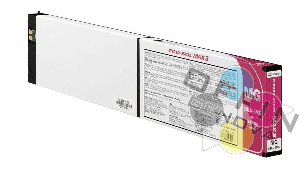 Roland Eco Sol Max3 – Magenta