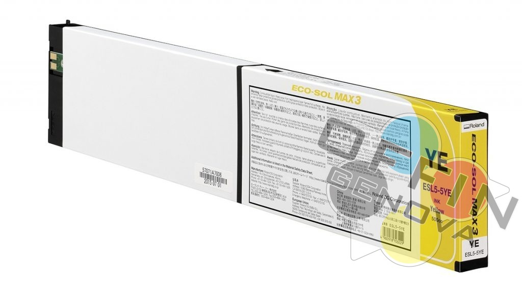 Roland Eco Sol Max3 – Giallo